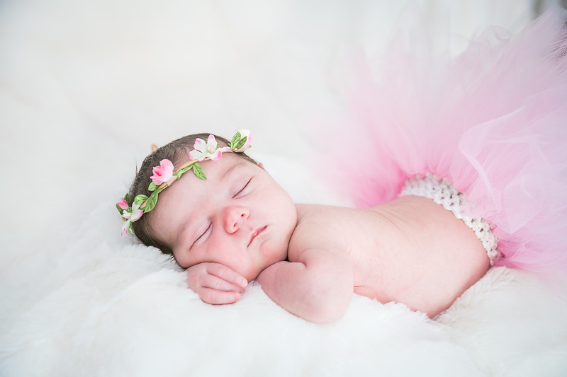 Abrielle's newborn pictures in Lexington, KY 7.25.15.