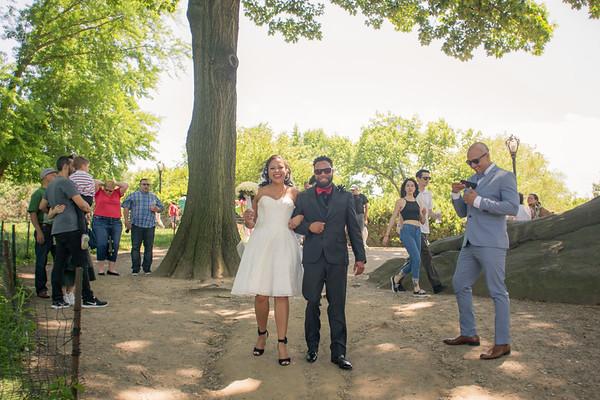Aisha & Christopher Central Park Wedding-25