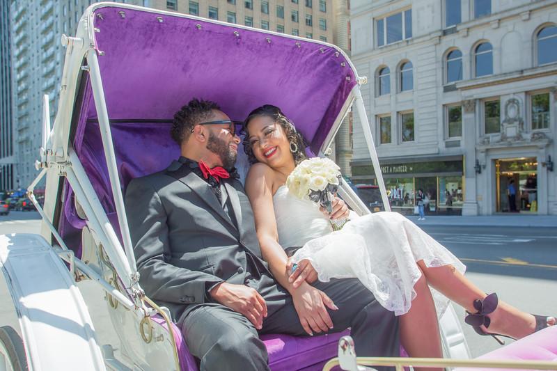 Aisha & Christopher Central Park Wedding-9