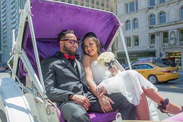 Aisha & Christopher Central Park Wedding-8