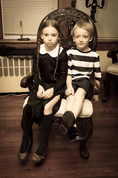 Amanda Sabecki Halloween-