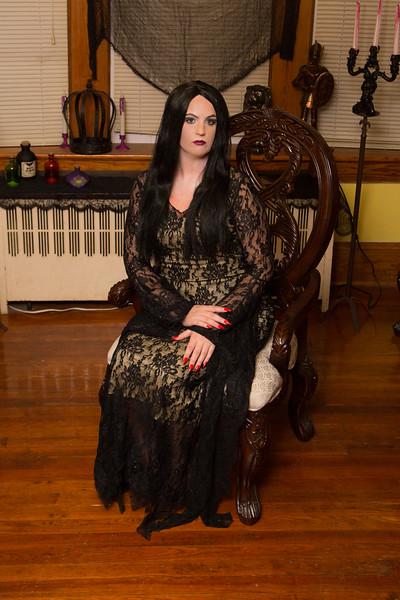 Amanda Sabecki Halloween--3