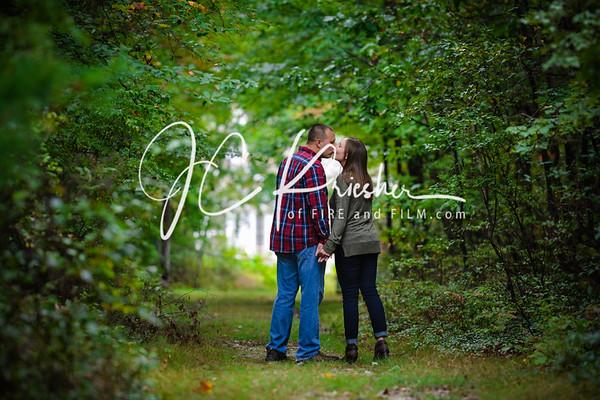 Amanda & Stephen Engagement