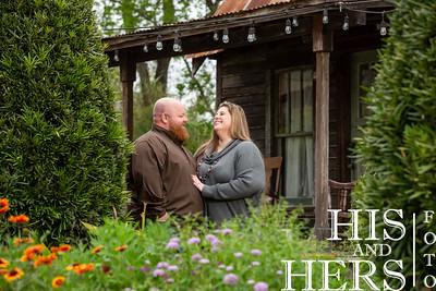 Amanda & Willie Engagement session