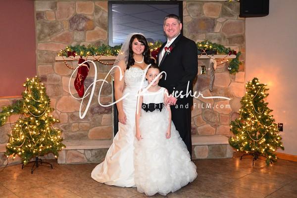 Amanda & Ziggy's Wedding - 12/14/13