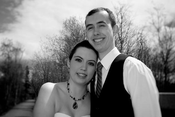 Amanda & Devin's Wedding Portraits