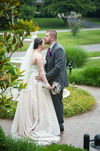 Amy & Kyle's wedding day at the Signature Club, Lexington, KY 6.26.15.