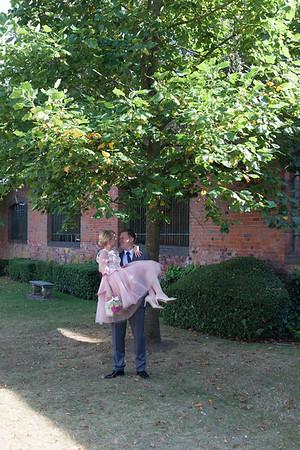 Andy & Georgina