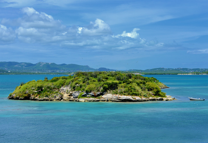 Galley Island, Antigua, 2013