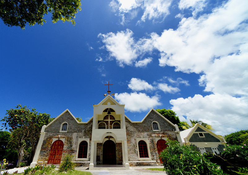 St Georges Church, Antigua, 2013