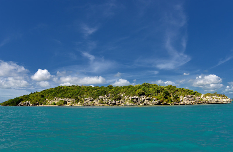 Offshore islands, Antigua, 2013