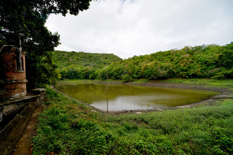 Wallings Reservoir, Antigua, 2013