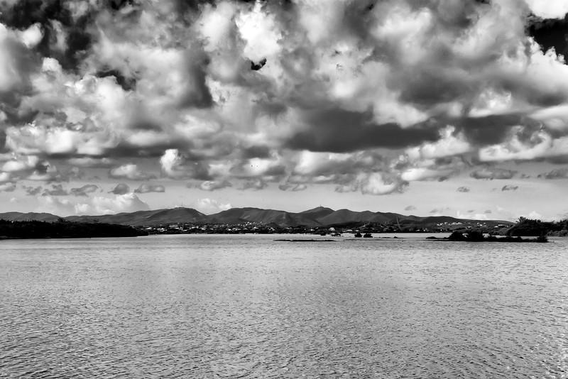 McKinnon's Pond, Antigua, 2013