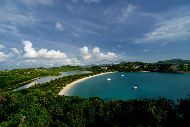 Deep Bay, Antigua, 2013