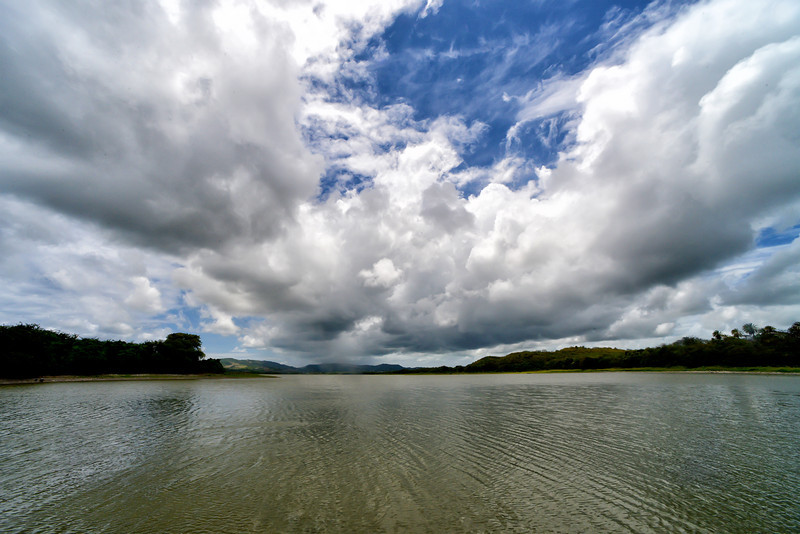 Potworks Reservoir, Antigua, 2013