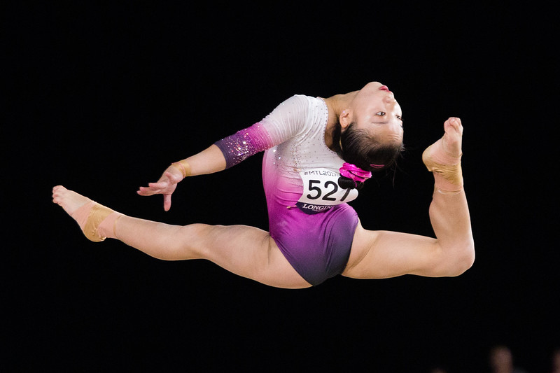 FIG 2017:  World Artistic Gymnastics Championships, Women's Qualifications October 04