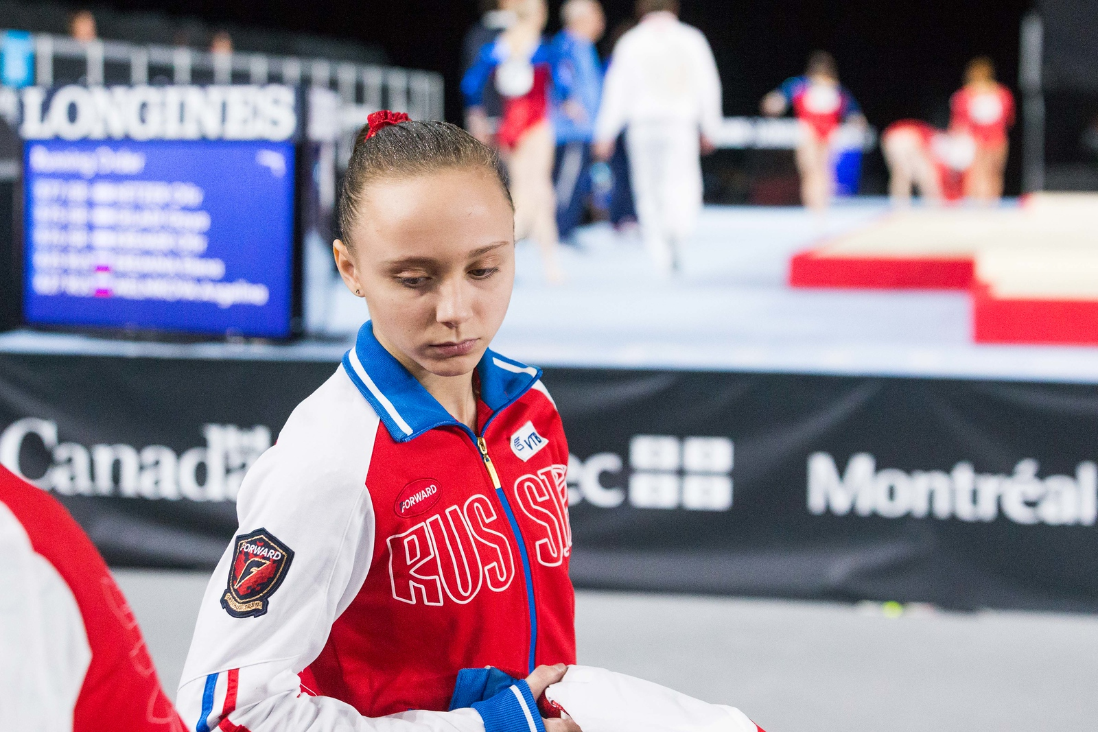 FIG 2017:  World Artistic Gymnastics Championships, Women's Qualifications October 03