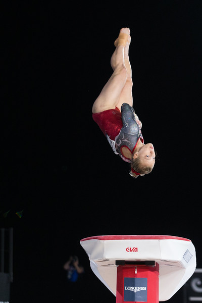 FIG 2017:  Artistic Gymnastics World Championships, Apparatus Finals October 07