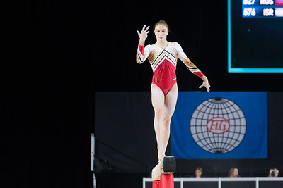 FIG 2017:  World Artistic Gymnastics Championships, Women's Qualifications October 03