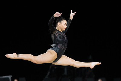 FIG 2017:  Artistic Gymnastics World Championships, Apparatus Finals October 08