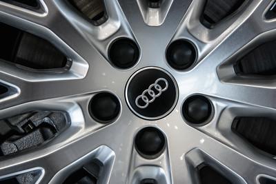 Audi Opening