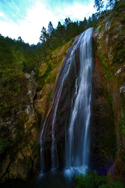 Aguas Blancas, near Constanza