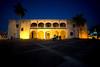 The Alcázar de Colón, or Columbus Alcazar, located in Santo Domingo, Dominican Republic, is the oldest Viceregal residence in America.