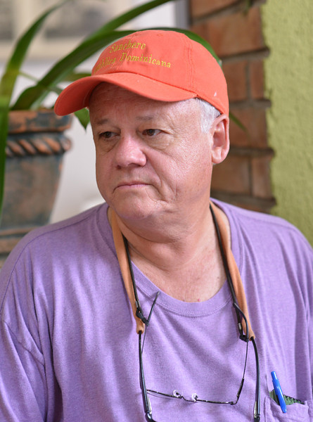 Jerry Bauers, working for the USDA Forest Service in the Caribbean for over three decades and still inspiring and supporting projects in sustainable tourism and recreation.