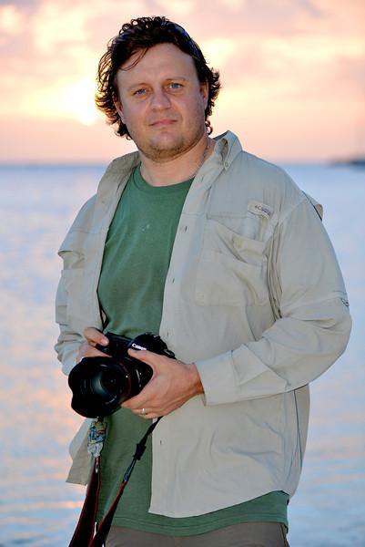 Jorge Brocca, executive director of SOH, photographed at Pedernales