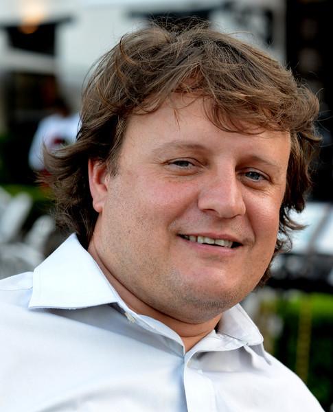 Jorge Brocca, executive director of the Sociedad Ornitologico de la Hispaniola (SOH)