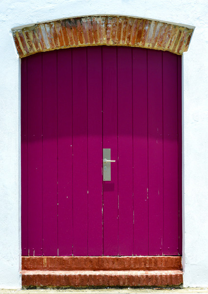 One of the doors in the Zona Colonial