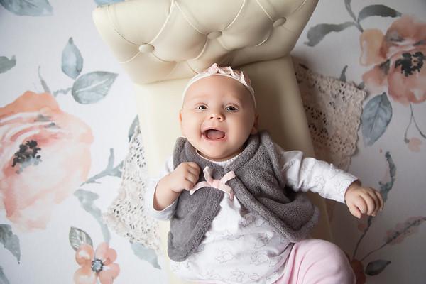 Alexa Jo Bingham - 3 Months - 2017