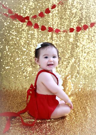 Emilia Valentines Baby