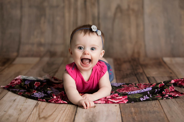 Jaylee Shinney - 6 Months - 2017