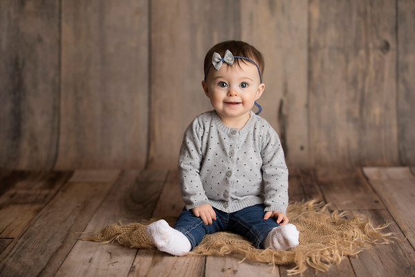 Jaylee Shinney - 9 months!