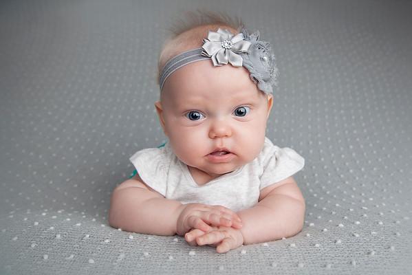Lillian Hawley - 3 Months