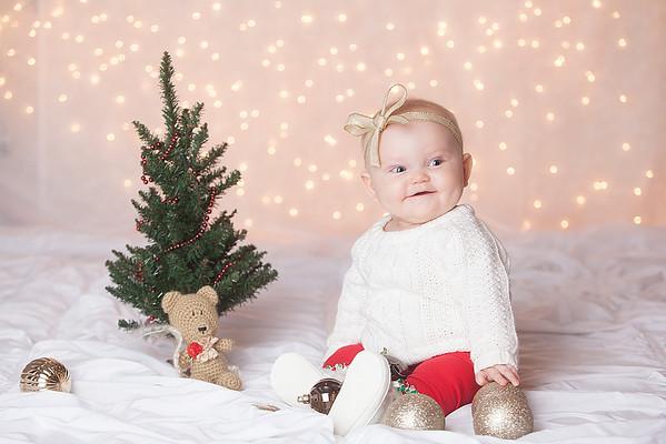 Lillian Hawley - 6 months - 2015