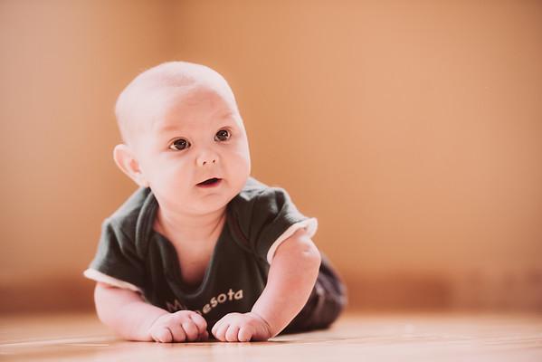 Braden's 6 Month-0001