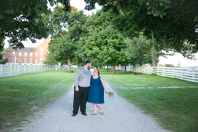 Bekah & Steven's engagement session at Shaker Village in Harrodsburg, KY 8.2.15.  © 2015 Love & Lenses Photography/ Becky Flanery   www.loveandlenses.photography
