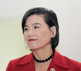 Congresswoman Judy Chu