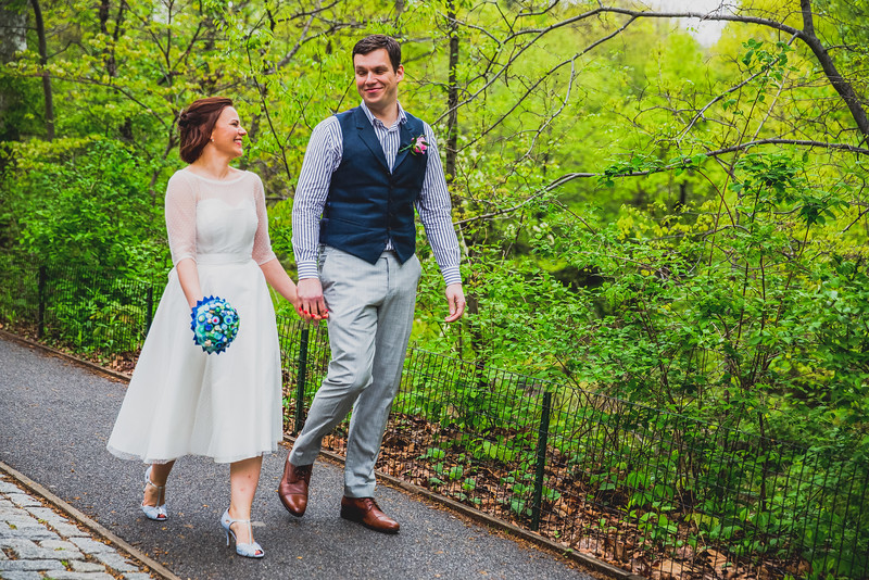 Ben  &  Anna - Central Park Elopement-22