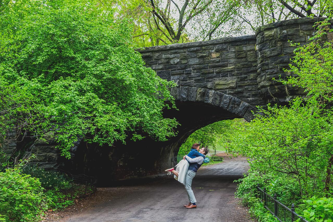 Ben  &  Anna - Central Park Elopement-70