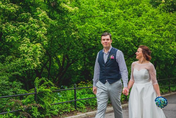 Ben  &  Anna - Central Park Elopement-25