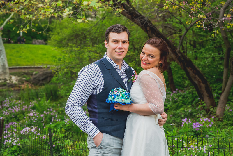 Ben  &  Anna - Central Park Elopement-33