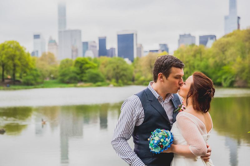 Ben  &  Anna - Central Park Elopement-30