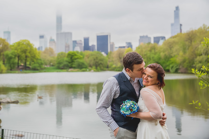 Ben  &  Anna - Central Park Elopement-31