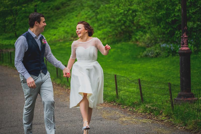 Ben  &  Anna - Central Park Elopement-54
