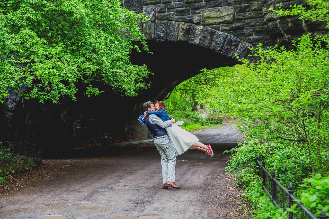 Ben  &  Anna - Central Park Elopement-72