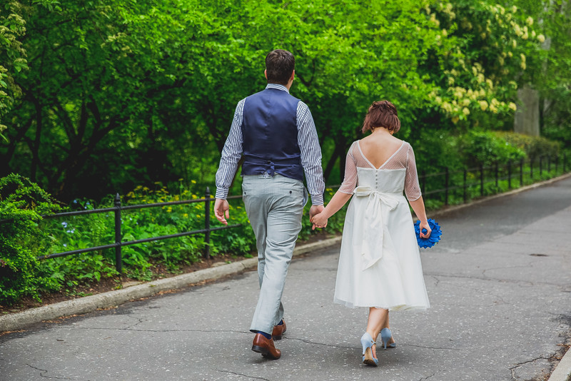 Ben  &  Anna - Central Park Elopement-23