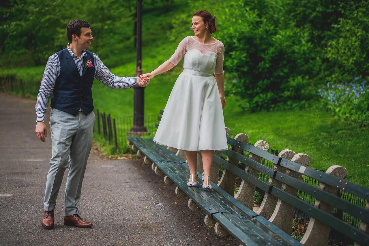 Ben  &  Anna - Central Park Elopement-61